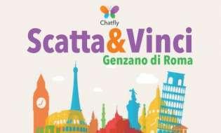 Scatta e Vinci con Chatfly a Genzano di Roma
